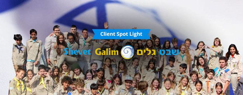 Youth Event Registration Software Client: Shevet Galim - Product