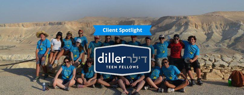 Diller Teen Fellow-blog