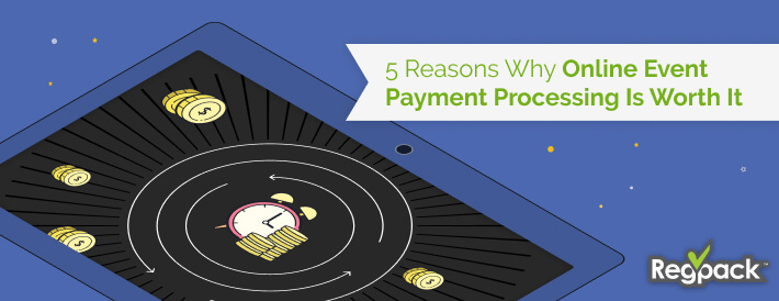 Read our guide to learn more about collecting event payments online.