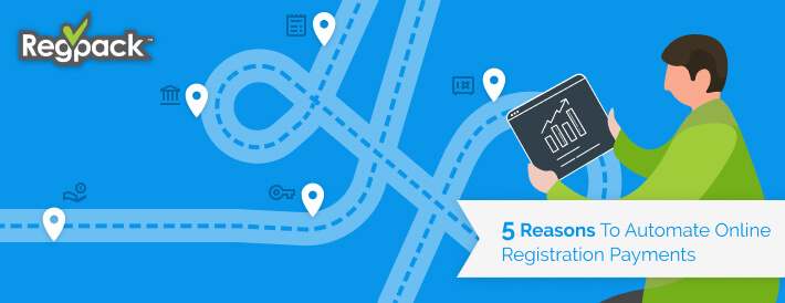 Your registration needs to switch to automated payments for registration. Learn why now!