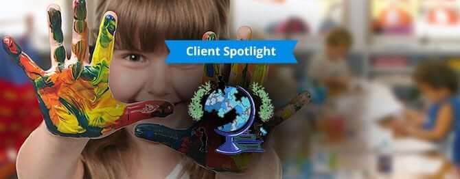 Client spotlight-dedicated to learning-blog