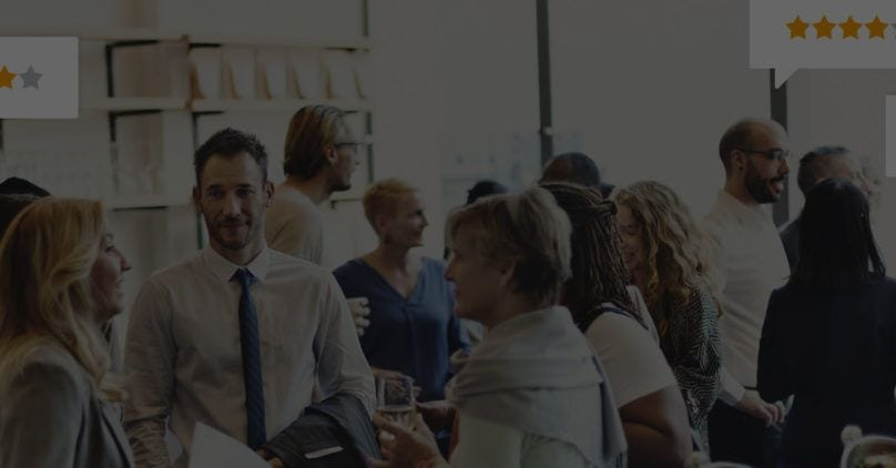 Three Reasons Your Event Isn't Resonating With Attendees (And How To Fix That) - Stock photography