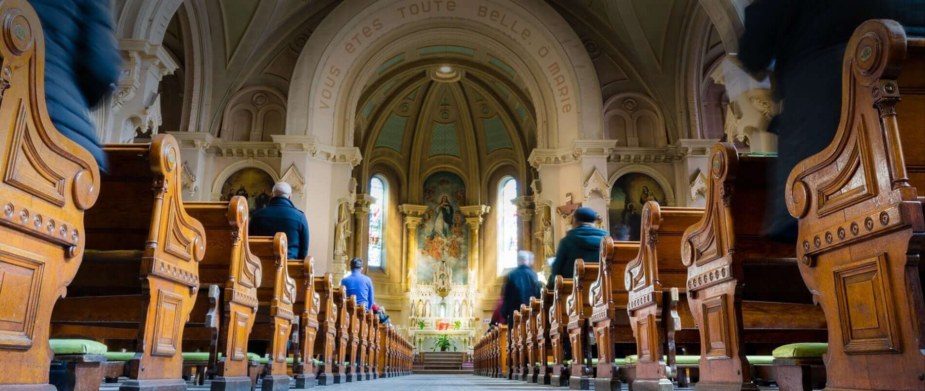 Church Management Software - Registration Software for Churches - Cathedral