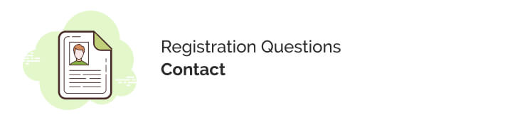 Make sure your registration questions include ones about contact and personal information: they're invaluable for your event planning.