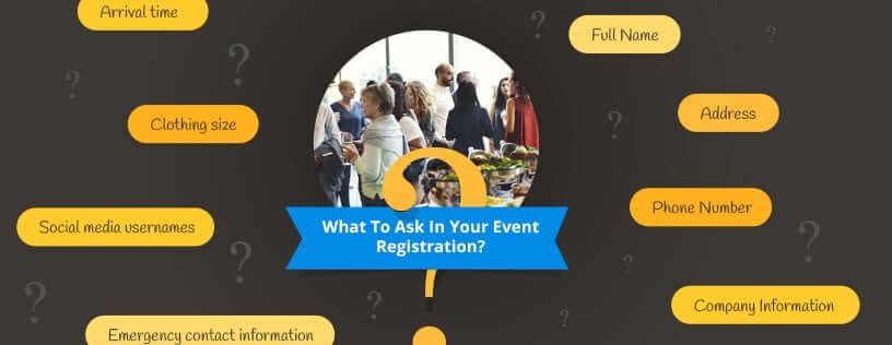 What to Ask Attendees in Your Event Registration - Product