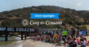 non-profit camp registration management