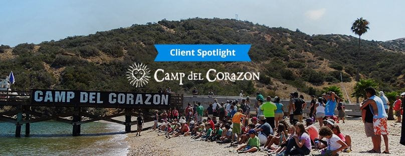 Non-Profit Camp Registration Management with Camp Del Corazon - Camp Del Corazon