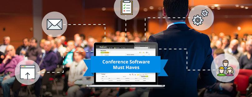 Conference Software Must Haves - Conference Centre