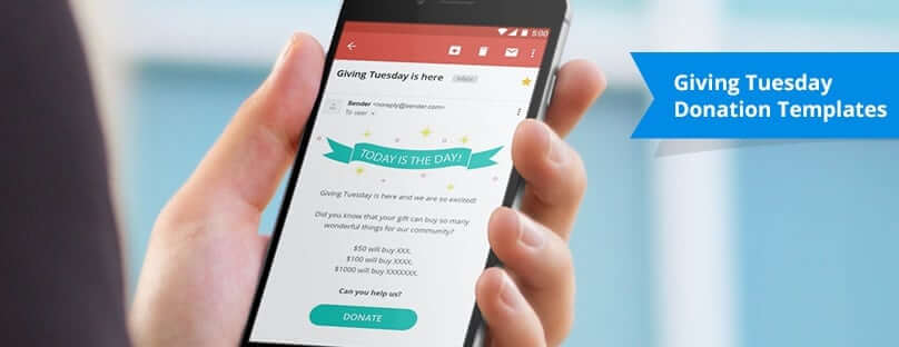 How to Write a Giving Tuesday Donation Email -