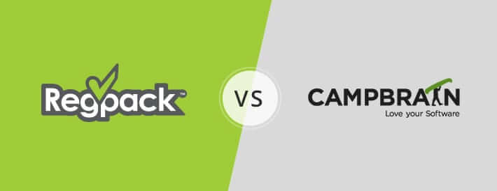 Read our camp management software review to decide between Regpack and Campbrain.