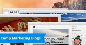 camp marketing blogs