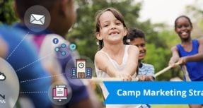 camp marketing strategies