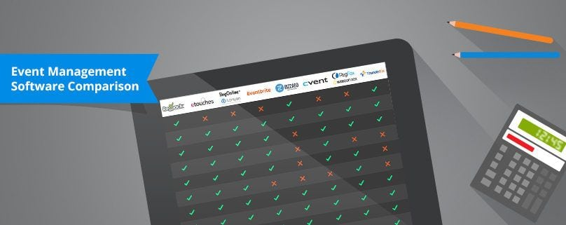 event management software comparison