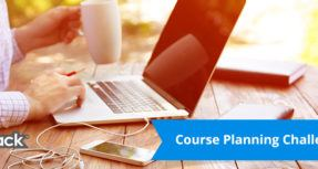 course planning challenges