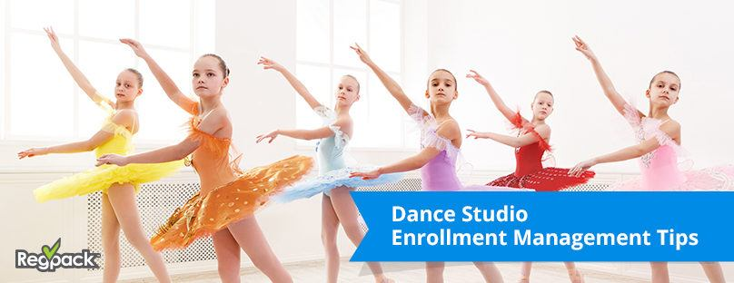 dance studio enrollment tips