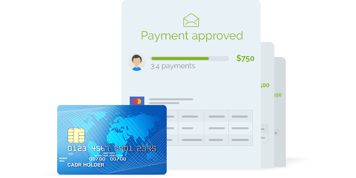 send payment invoices online and get paid faster.