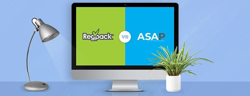 regpack vs asap