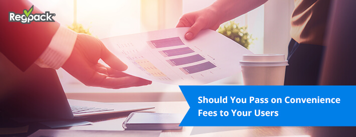 Should you pass on convenience fees to your customers?