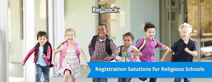 Registration Solutions for Religious Schools