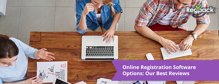 Reviews of the top online registration software options on the market.