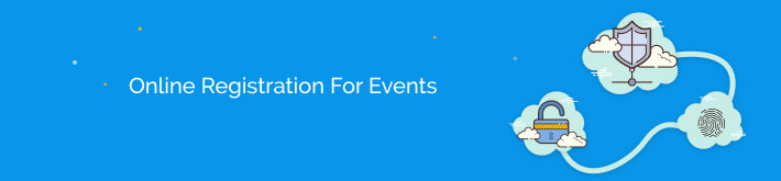 online event registration software options.