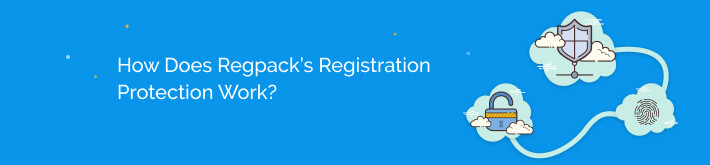 How does Regpack's registration protection work?