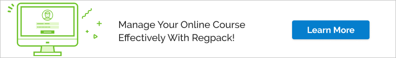 How to market an online course.