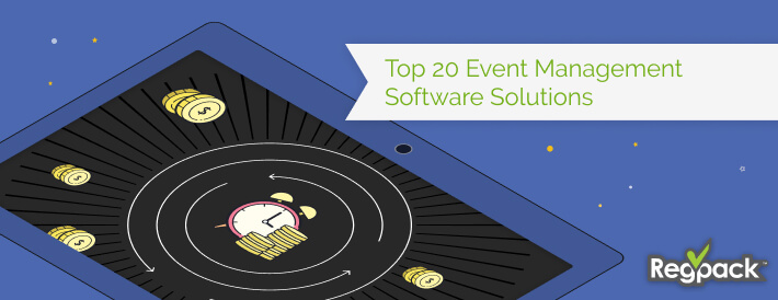 Regpack named a Top Event Management software on Capterra in 2020.