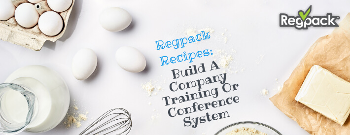 How to Create a Company Training Registration Project - Dairy product