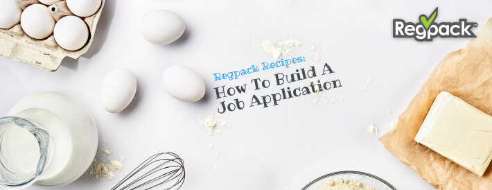 how to build a job application