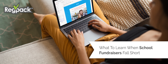 There are positive actions that can be taken when school fundraisers fail to reach their goals. Learn 4 practical steps that will transform your next sale.