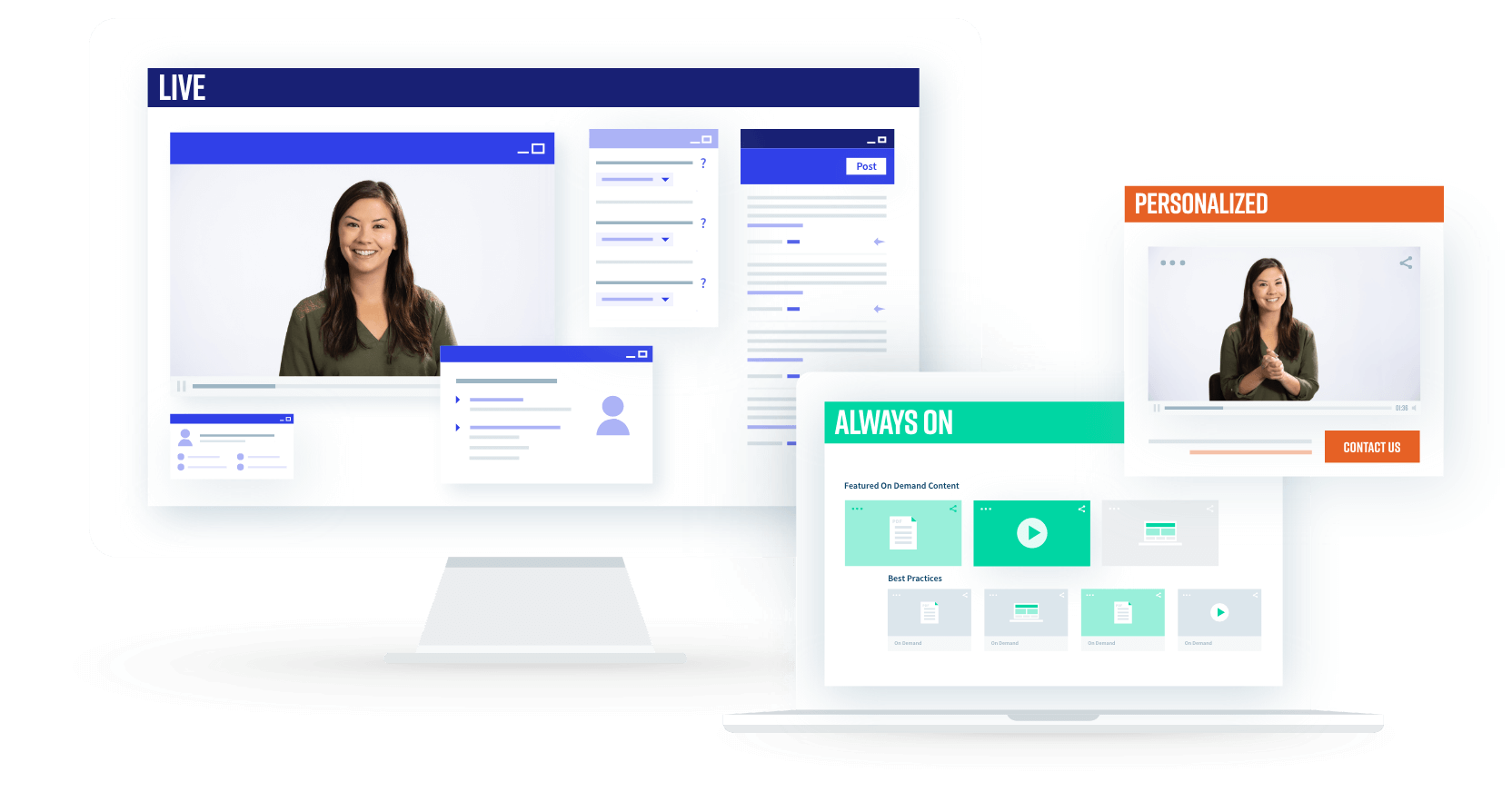 Virtual Event Software by on24