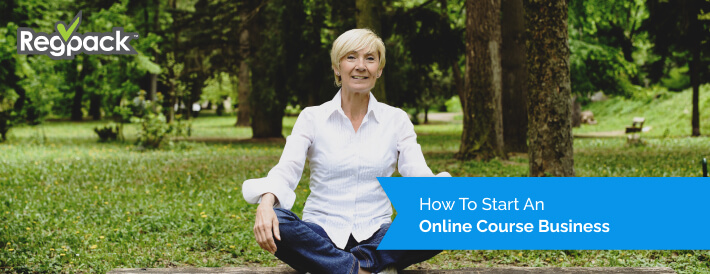 how to start an online course business_feature