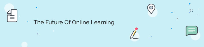 Starting an online course business for online learning.