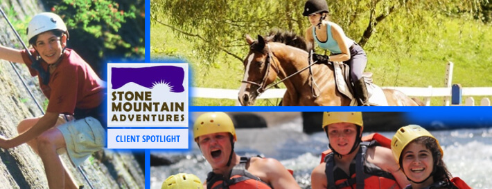 Stone Mountain Adventures uses Regpack to manage their overnight summer camp registration.