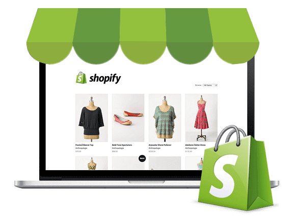 Shopify - E-commerce
