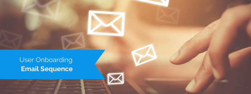 user onboarding email sequence