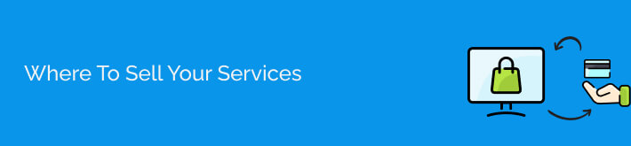 sell services online _where to sell